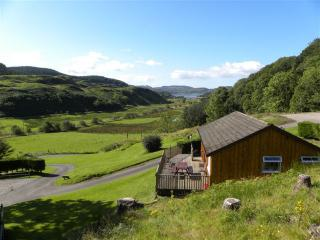 Conifer Lodge - Lagnakeil Highland Lodges