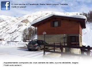 Baita Haidi  Appartamento situato in Livigno