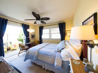 Studio Beach Cottage for two at the Ocean, San Diego