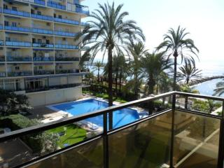 Skol 330 BEACHFRONT CENTRAL LOCATION WITH POOL, WIFI AND VIEWS, Marbella