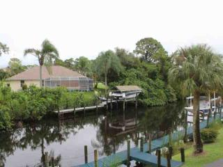 Enjoy A Quiet SW Florida Retreat! 2nd Floor Condo Overlooking Canal, Covered Par