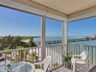 Lovers Key Beach Club 501, 1 Bedroom, Beach Front, Heated Pool, Sleeps 4, Fort Myers Beach