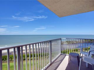 Estero Beach & Tennis 805A, 8th Floor, Elevator, Heated Pool, Fort Myers Beach