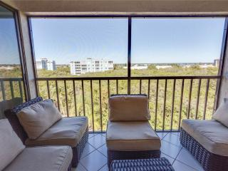 Estero Cove 352, 5th Floor, Elevator, Heated Pool, Tennis, Fort Myers Beach