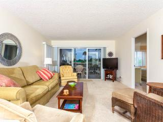 Sand Caper 202, Gulf Front, Elevator, Heated Pool, Fort Myers Beach