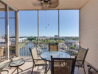 Palm Harbor 802W, 8th Floor, Elevator, Pool & Spa, Fort Myers Beach