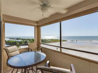 Sandarac A709, Gulf Front, Elevator, Heated Pool, Fort Myers Beach