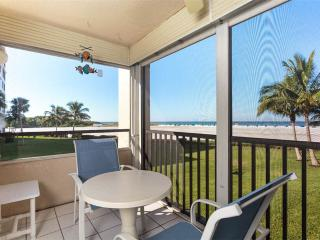 Sandarac B209, Gulf Front, Elevator, Heated Pool, Fort Myers Beach