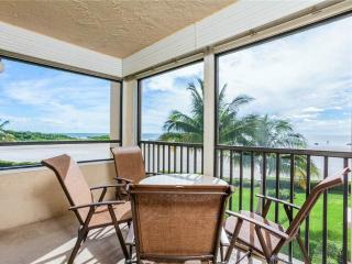 Sandarac B308, Gulf Front, Elevator, Heated Pool, Fort Myers Beach