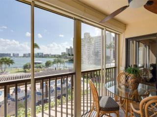 Windward Point 103, 2nd Floor, Elevator, Heated Pool, Fort Myers Beach