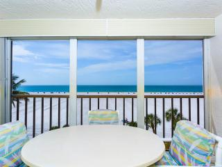 Sunset 403, Gulf Front, Elevator, Heated Pool, Fort Myers Beach