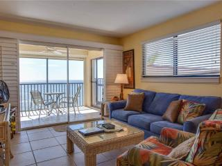 Cane Palm 704, Gulf Front, Elevator, Heated Pool, Fort Myers Beach