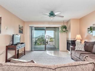Island South 31, 2 Bedrooms, Ocean View, Pool, WiFi, Sleeps 6, Saint Augustine