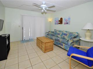 Ocean & Racquet 5114, Ground Floor, 2 Pools, Spa,, Saint Augustine