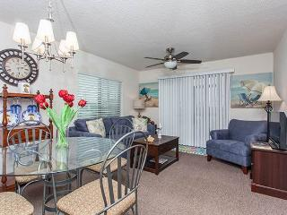 Ocean Village A14, Ground Floor condo, pools, tennis, Wifi in Unit, Saint Augustine