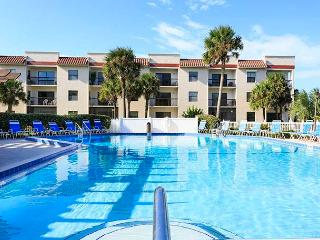 Ocean Village Club L25, 2 Bedrooms, Elevator, Heated Pool, Sleeps 6, Saint Augustine