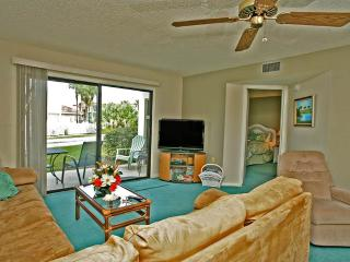 Ocean Village Club E17, 2 Bedrooms, Ground Floor Unit, 2 Pools, Sleeps 6, Saint Augustine Beach