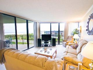 Anastasia 404, 2 Bedrooms, Ocean View, Heated Pool, Tennis, Sleeps 4, Saint Augustine Beach