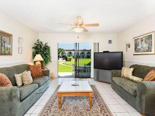 Ocean Club II 17, completely updated, new kitchen, 57' HDTV, Saint Augustine
