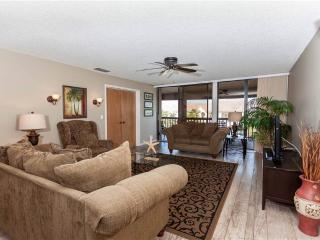 Hibiscus 302-D, 3 Bedrooms, Ocean View, 3rd floor, 3 Pools, Sleeps 10, Saint Augustine