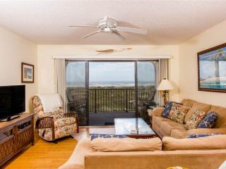 Sea Place 11209, 2 Bedrooms, Beach Front, Pool, Tennis, WiFi, Sleeps 6, Saint Augustine