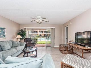 Sea Place 14158, 2 Bedrooms, Ground Floor, Pool, Tennis, WiFi, Sleeps 6, Saint Augustine Beach