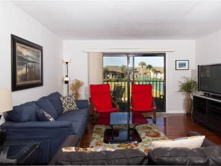 Colony Reef 18B, 2 Bedrooms, Indoor Pool, Tennis, WiFi, Sleeps 7, Saint Augustine