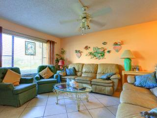 Colony Reef 3103, 3 Bedrooms, Ground Floor, Indoor Pool, WiFi, Sleeps 10, Saint Augustine