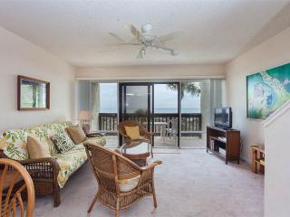 Island House A 207, 2 Bedrooms, Ocean Front, Pool, Tennis, WiFi, Sleeps 6, Saint Augustine