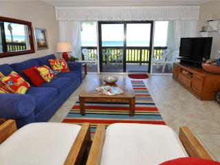Island House A 209, 2 Bedrooms, Ocean Front, Pool, Tennis, WiFi, Sleeps 6, Saint Augustine