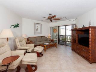 Island House E 225 Ocean View Rentals with Pool, St Augustine Beach Florida, Sint-Augustinus