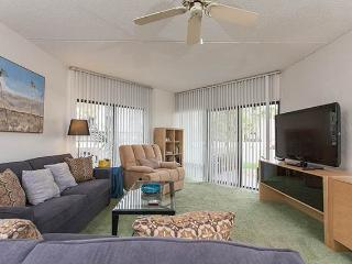 Island House H 119, 2 Bedrooms, Ocean View, Pool, Tennis, WiFi, Sleeps 6, Saint Augustine