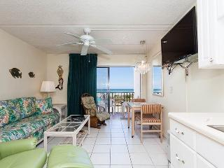 Beacher's Lodge 206, 1 Bedroom, Beach Front, Pool, Elevator, Sleeps 4, Santo Agostinho