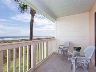 Sea Haven 216, Beach Front, Pool, St Augustine Beach & Crescent Beach,  FL, Saint Augustine