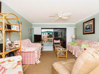Sea Haven 316, 2 Bedrooms, Ocean View, Pool, WiFi, Sleeps 6, Saint Augustine
