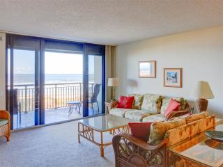 Barefoot Trace 415, 2 Bedrooms, Ocean Front, Pool, WiFi, Sleeps 6, Saint Augustine