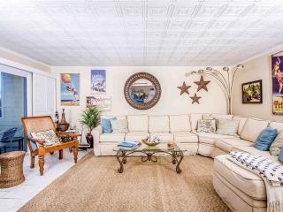 Quail Hollow B2-2th, Deluxe 3 Bedroom, Ocean Front, Sleeps 10, Saint Augustine