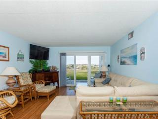 Tradewinds 201 - Ground Floor Unit, pool, tennis, beach, Saint Augustine