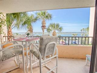 Windjammer 105, 3 Bedrooms, Beach Front, Elevator, Pool, Sleeps 8, Saint Augustine