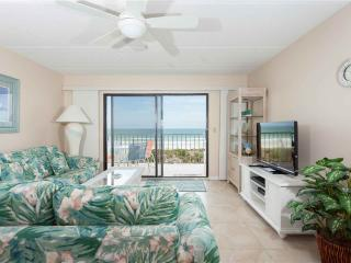 Windjammer 210 Luxury Beach Front, Newly Updated, Elevator, HDTV, Saint Augustine