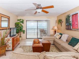 Windjammer 413, 2 Bedrooms, 4th Floor, Beach Front, Elevator, Saint Augustine