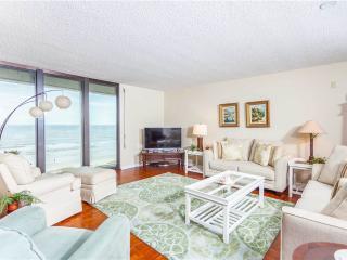 Sand Dollar I 502, 5th floor Penthouse, Luxury 4 Bedrooms, HDTV, Beach Fron, Saint Augustine