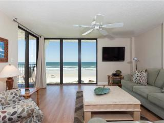 Sand Dollar II 503, 3 Bedrooms, Ocean Front, Top Floor, Pool, Sleeps 6, Saint Augustine