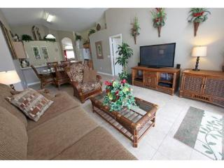 Luxurious 4 Bedroom Pool Home in Gated Resort. 545PD, Davenport