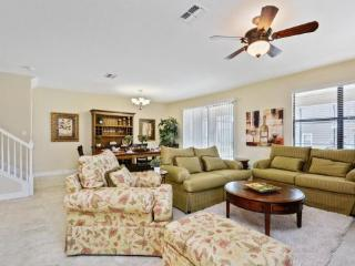 Contemporary 9 Bed 5 Bath Home in Champions Gate with Pool and Spa. 9150WD, Kissimmee