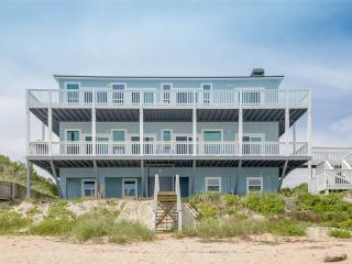 Four Seasons, 4 Bedrooms, Ocean Front, WiFi, Sleeps 14, Saint Augustine