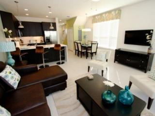 Modern 3 Bedroom 3 Bathroom Town Home in Serenity Dream. 1533TA
