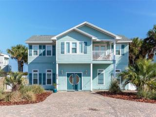 Peace of Paradise, 5 Bedrooms, Beach Front, Private Pool, Sleeps 14, Saint Augustine
