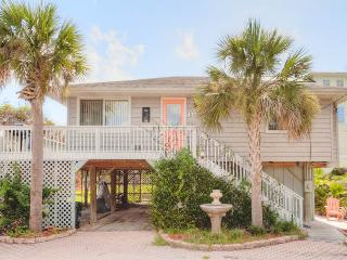 Anastasia Island Cottage, 3 Bedrooms, Ocean View, WiFi, Sleeps 7, Saint Augustine