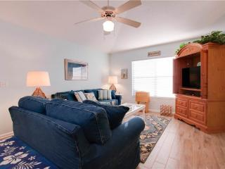 Bikini Bottom, 2 Bedroom, Crescent Beach, Walk to the beach, WiFi, Sleeps 6, Saint Augustine